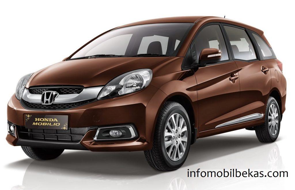 infomobilbekas.com - honda mobilio tahun 2014