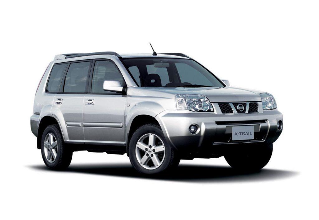 Harga Mobil Bekas Nissan X-Trail t30 Generasi pertama (2000–2007)