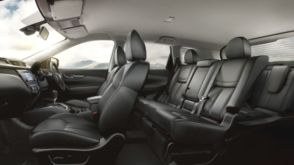 kabin interior all new nissan x-trail generasi ketiga t32