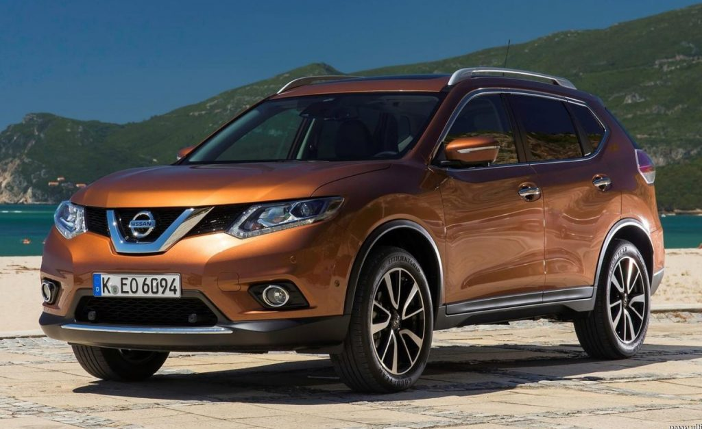 eksterior all new nissan x-trail generasi ketiga t32