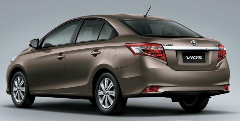 Harga Mobil Bekas Toyota Vios Generasi Ketiga atau Gen Tiga