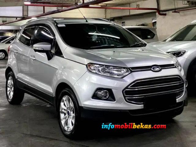Mobil dijual Ford Ecosport 2014