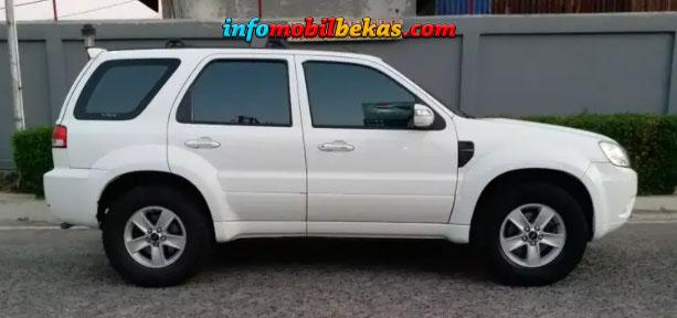 iklan mobil dijual ford escape gen 3 facelift tahun 2011