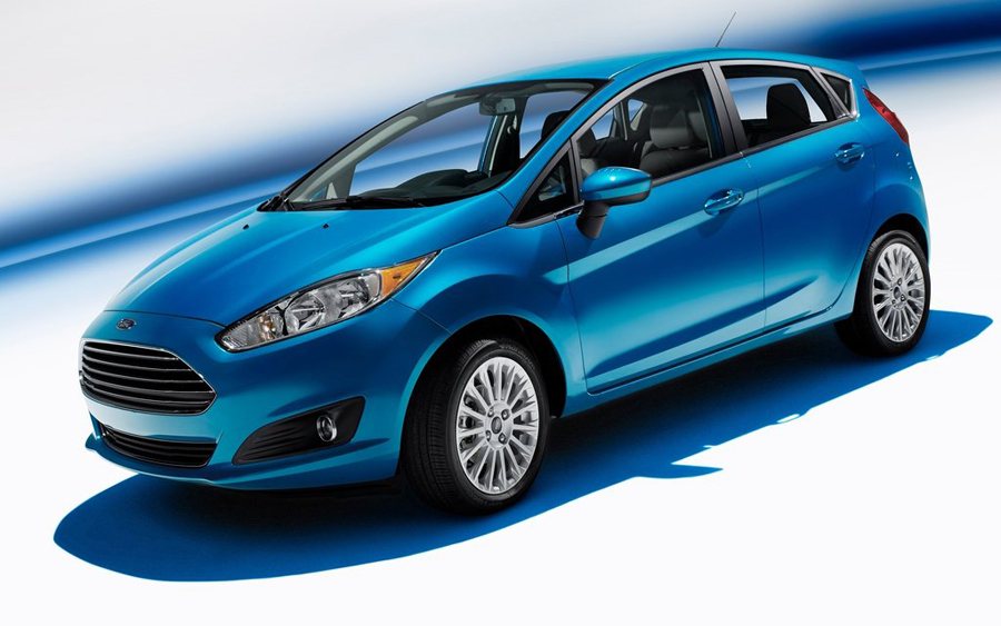 new ford fiesta 1.5 facelift 2013