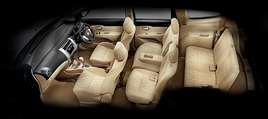 spesifikasi dan fitur mobil nissan grand livina facelift 2013