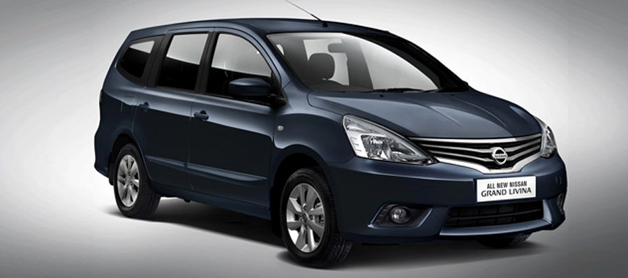 nissan grand livina facelift 2013
