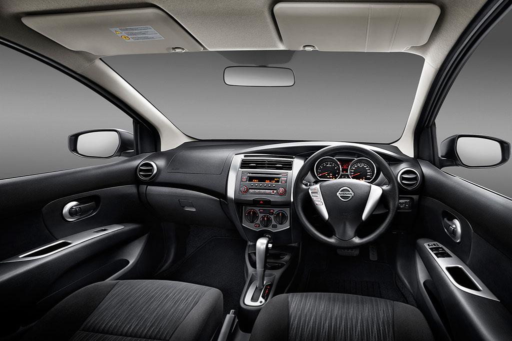 all new nissan livina x-gear 2013 interior