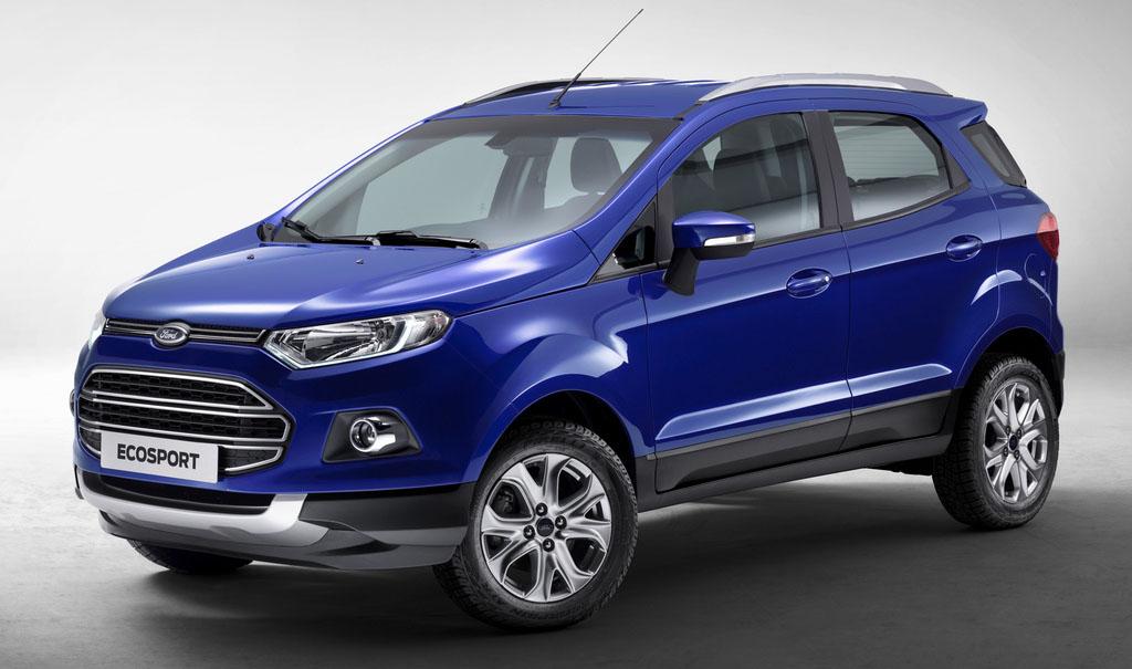 harga mobil bekas ford ecosport 2014