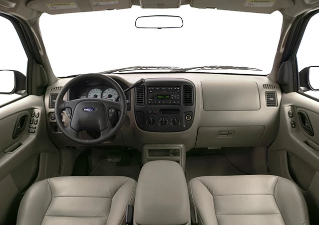 ford escape 2002-2005 interior