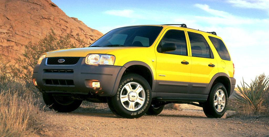harga mobil bekas ford escape tahun 2002-2005