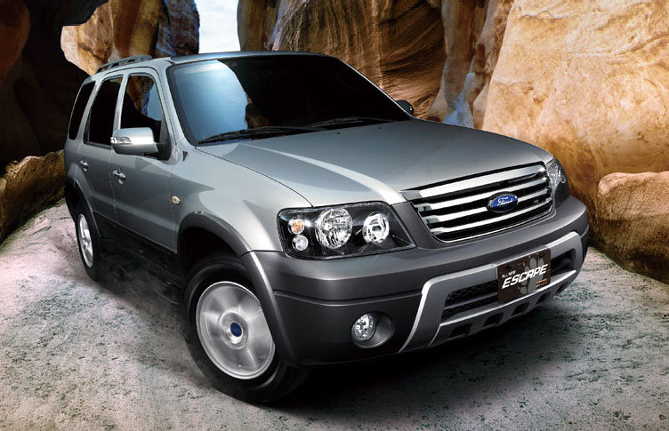 ford escape generasi kedua 2006-2008