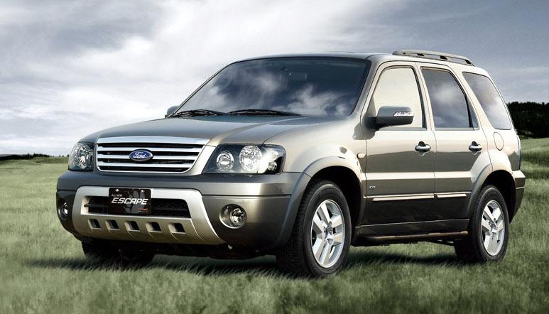 harga mobil bekas ford escape generasi kedua tahun 2005-2008