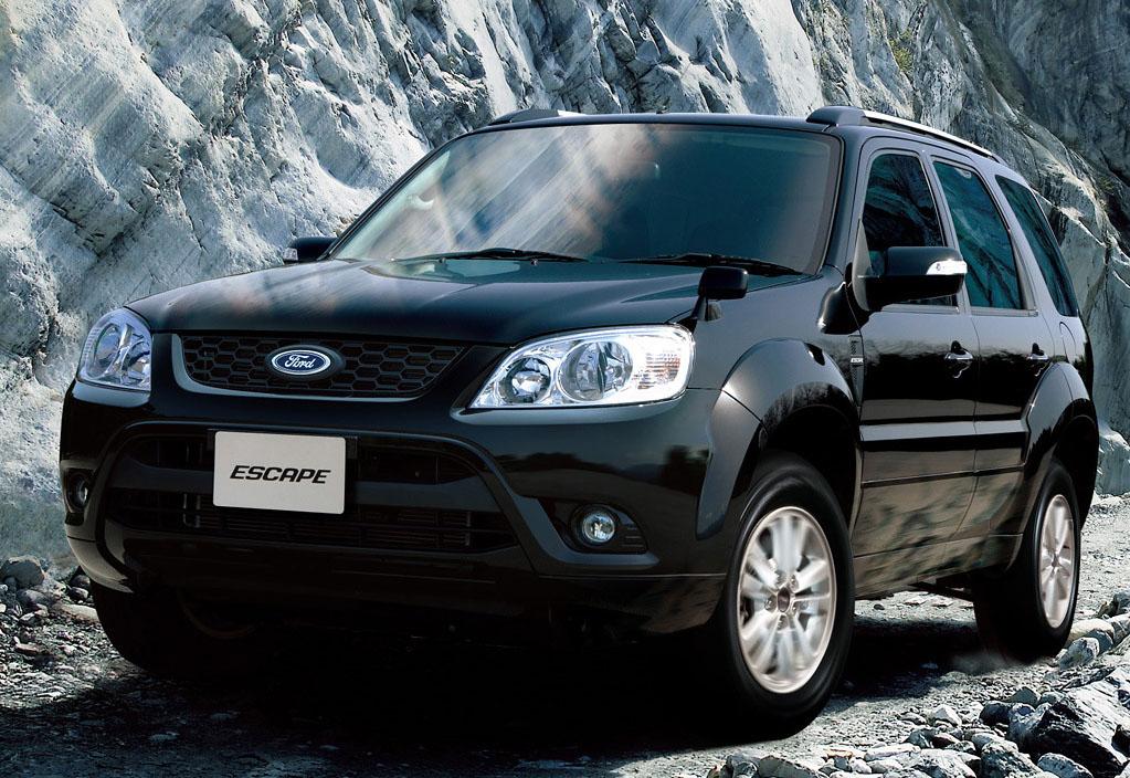 ford escape generasi ketiga facelift 2010-2012