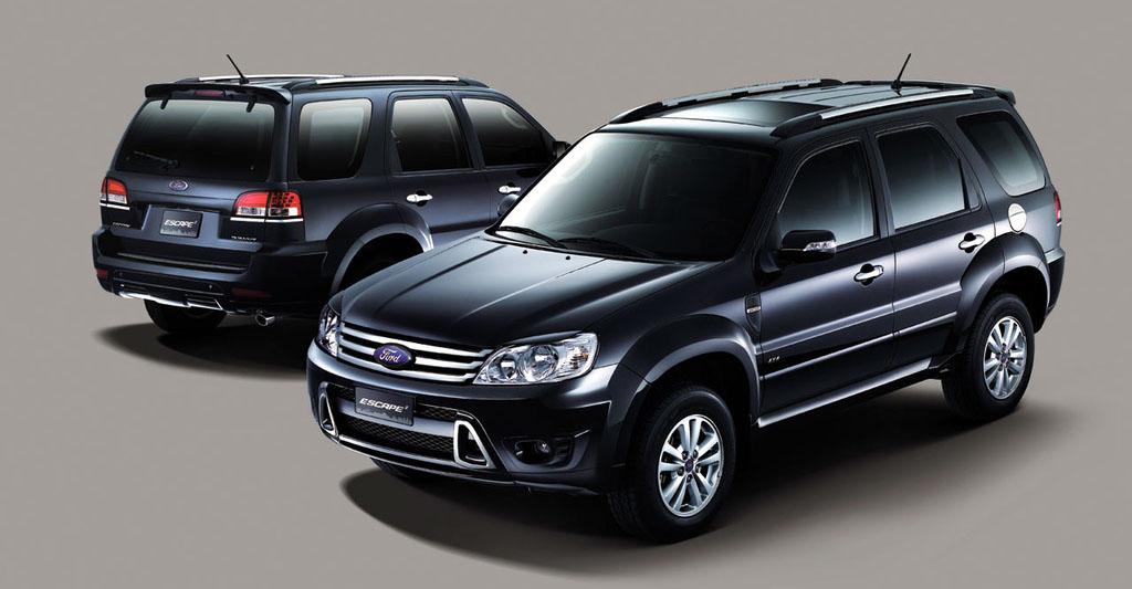 harga mobil bekas ford escape tahun 2008-2020 generasi ketiga