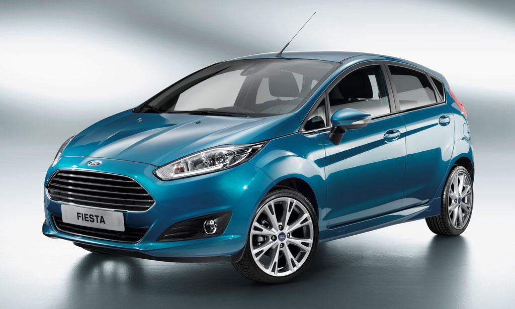 harga mobil bekas new ford fiesta 1.5 facelift 2013-2014