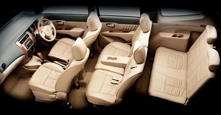spesifikasi dan fitur mobil nissan grand livina 2007-2010
