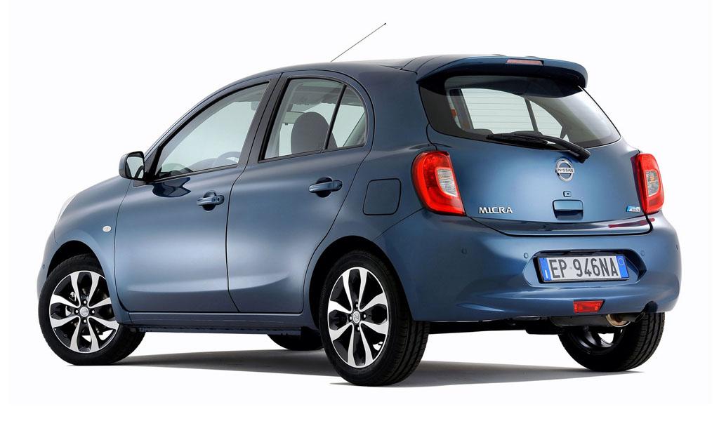harga mobil bekas nissan march facelift 2014-2019