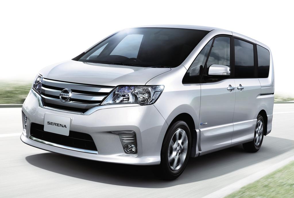 harga mobil bekas nissan serena c26 tahun 2013-2019