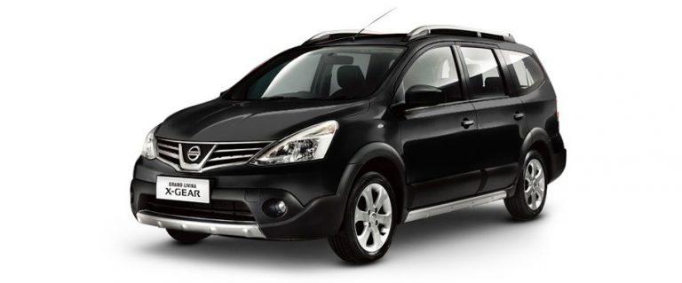 harga mobil bekas nissan grand livina x-gear 2013