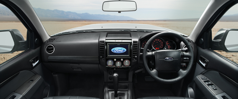 ford everest gen 2 facelift tahun 2013 interior