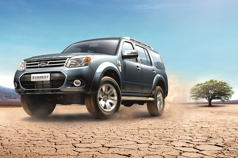 ford everest gen 2 facelift tahun 2013