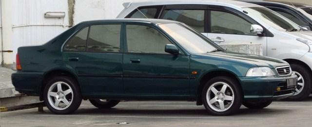 honda city sx8 tahun 1996-1999