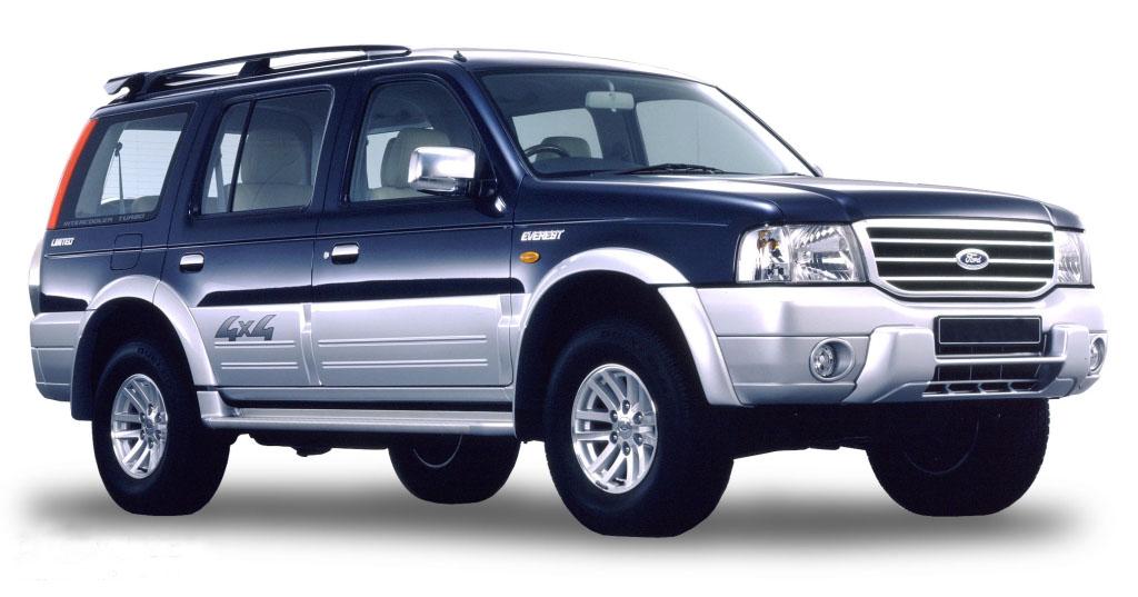 harga mobil bekas ford everest gen satu