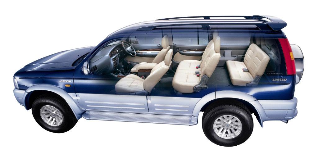 harga mobil bekas ford everest gen satu tahun 2003-2006