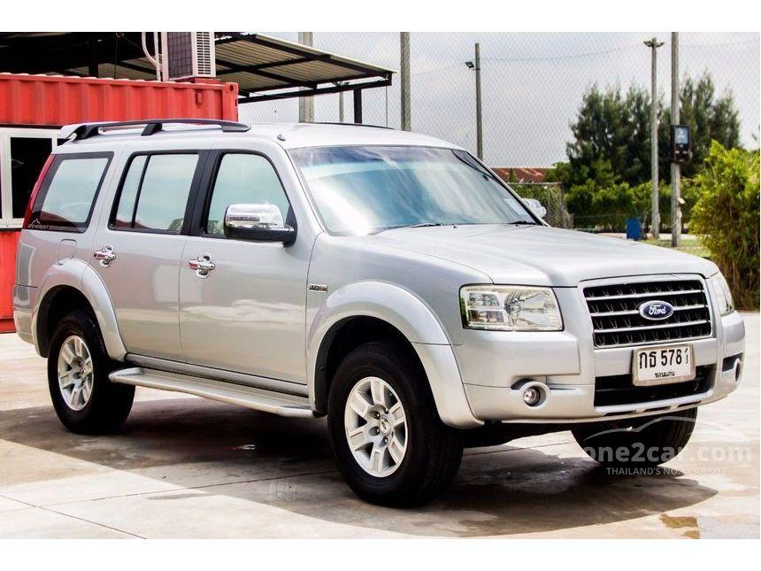 harga mobil bekas ford everest gen dua tahun 2007-2009
