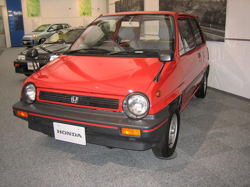 honda city generasi pertama tahun 1981
