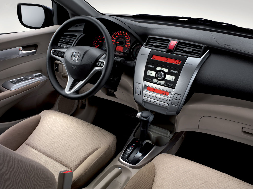 honda city gm2 tahun 2008-2010 gen 3 interior