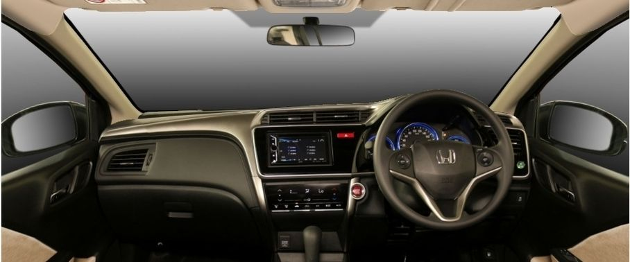 honda city gm6 tahun 2014-2016 dashboard
