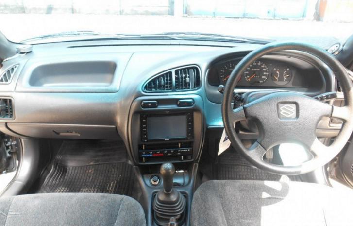 interior Suzuki Baleno Gen Satu Tahun 1996-1999