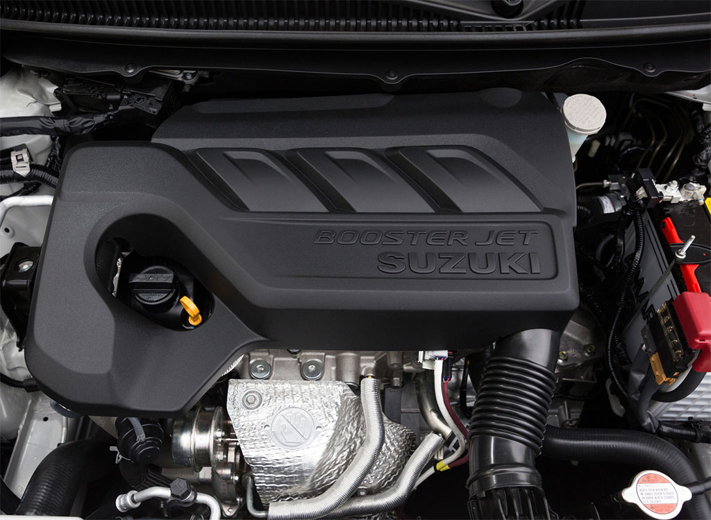 mesin-Suzuki Baleno Gen 4 Tahun 2017-2018
