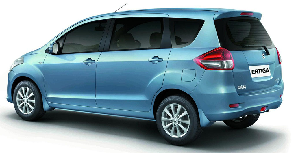 Suzuki Ertiga generasi pertama