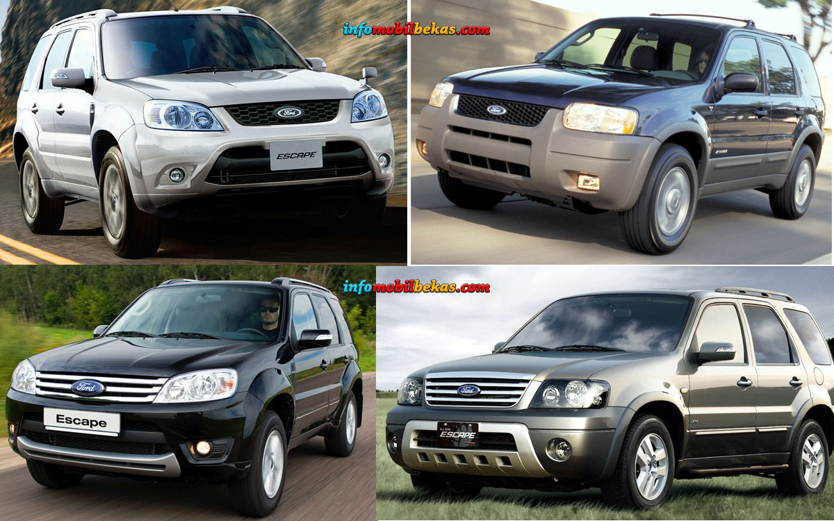 sejarah ford escape