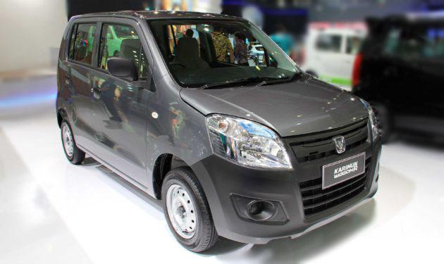 suzuki karimun wagon r varian ga tahun 2013