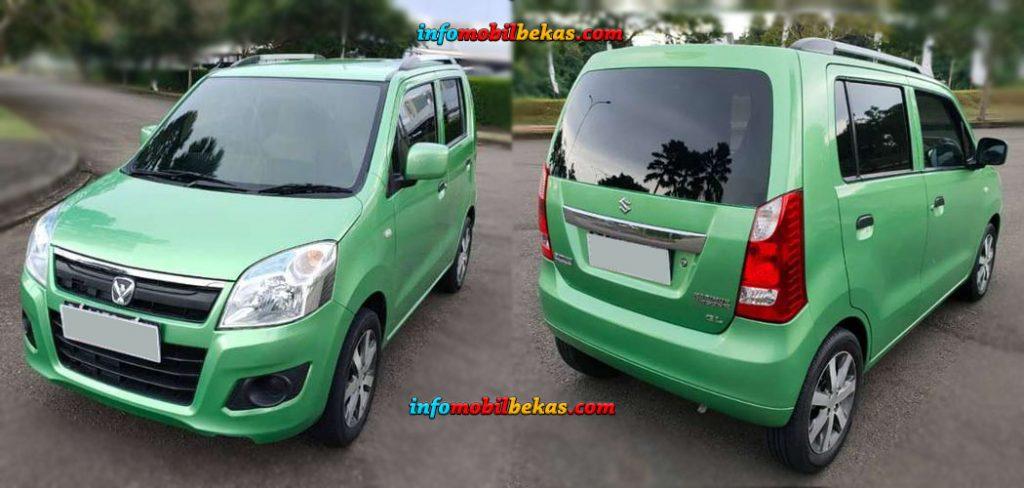 suzuki karimun wagon r varian gl  tahun 2013