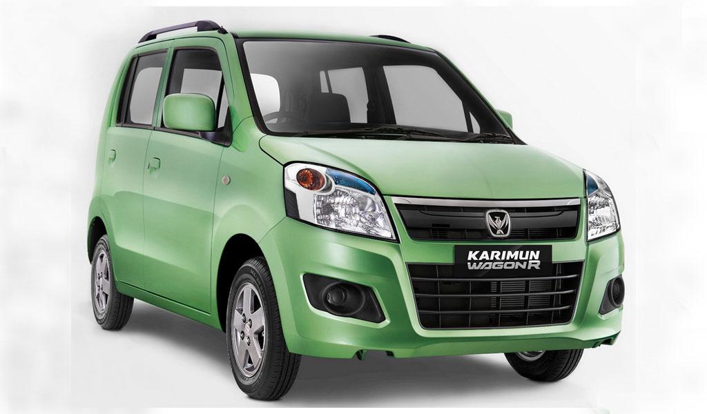 suzuki karimun wagon r 2013 green front
