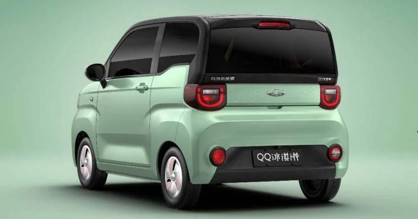 mobil listrik chery-qq-ice-cream-2021